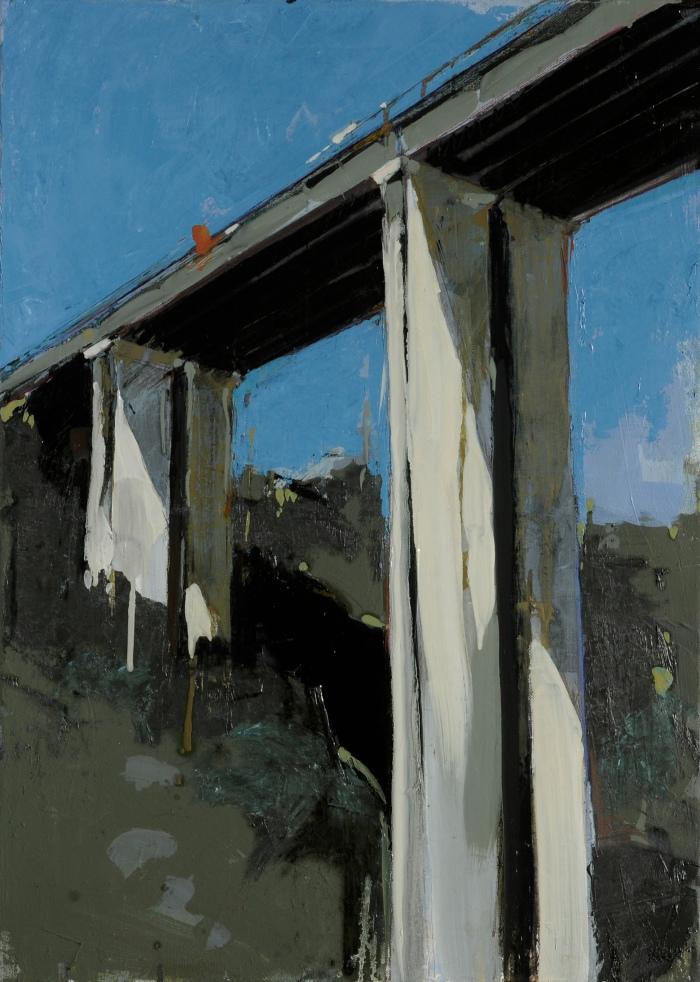 ponte sulla Genova-Ventimiglia